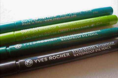 Stylo regard waterproof de yves rocher