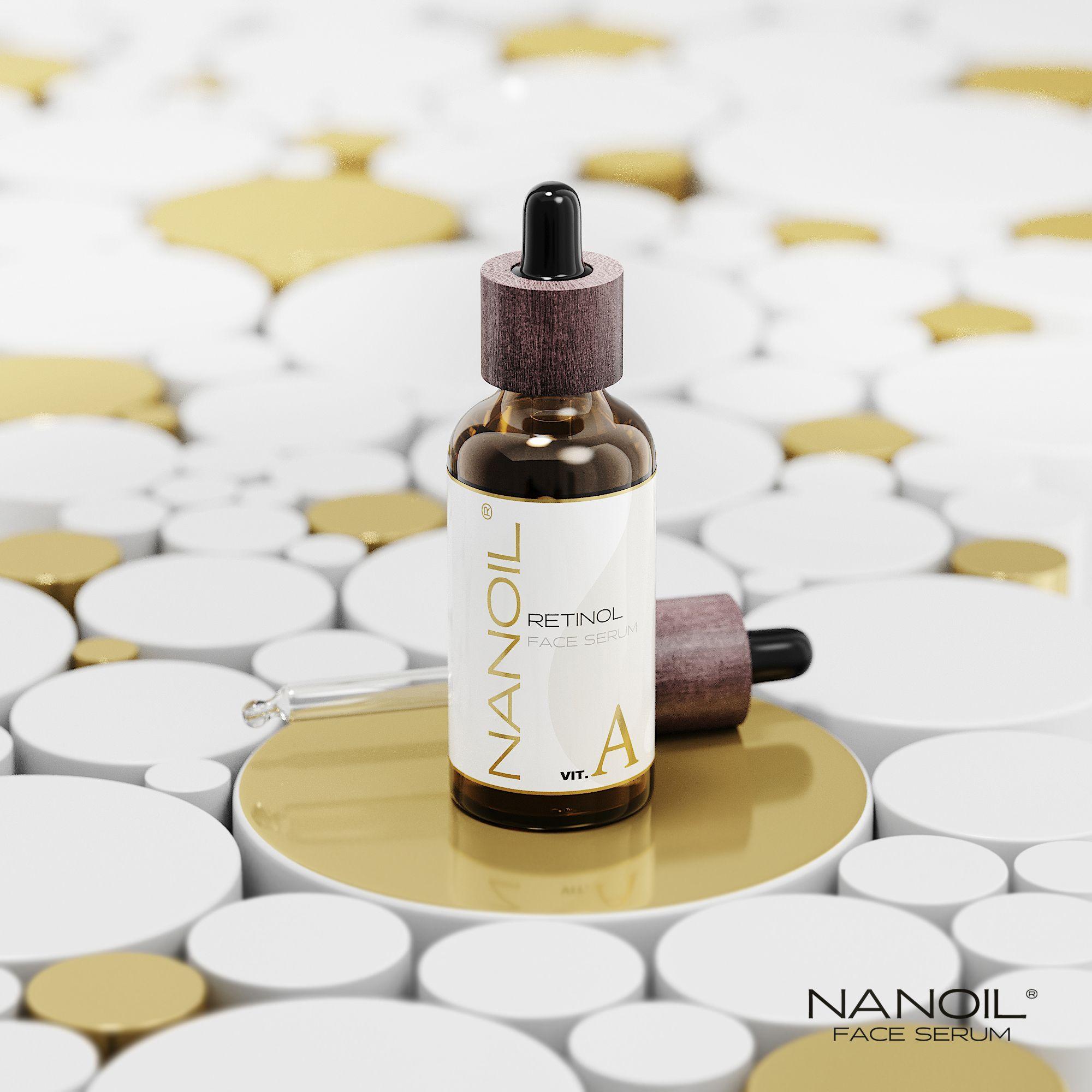 nanoil retinol serum